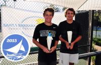 Maassen wins 79th Santa Barbara Tennis Open