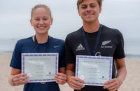 Gaitan, Bish crowned as Semana Nautica Ocean Swimmers of the Year